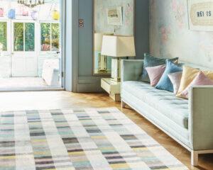 Deco Pastel rug